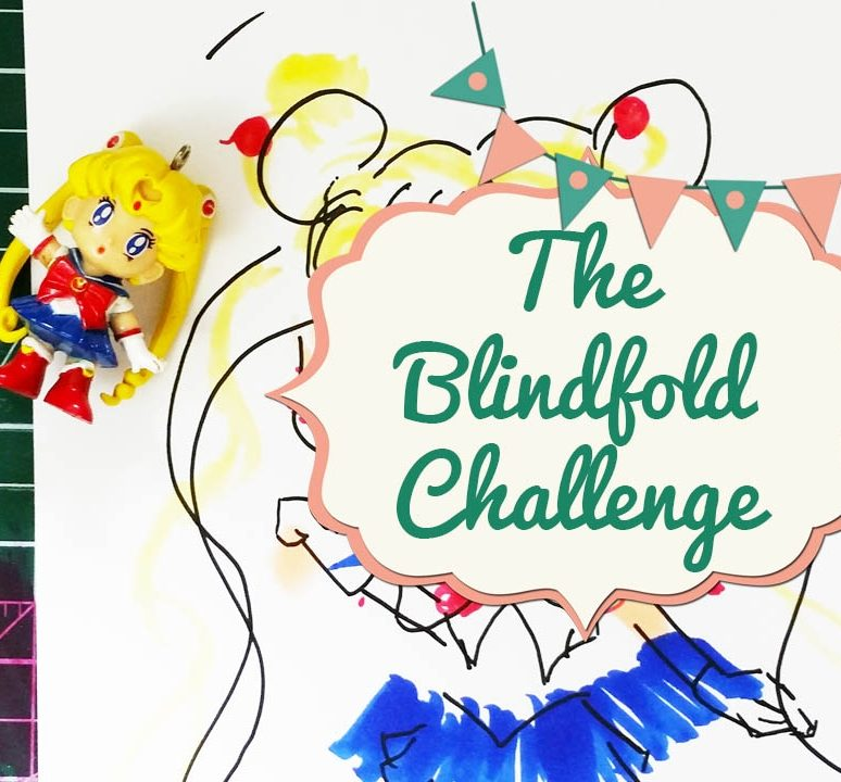 The Blindfold Drawing Challenge