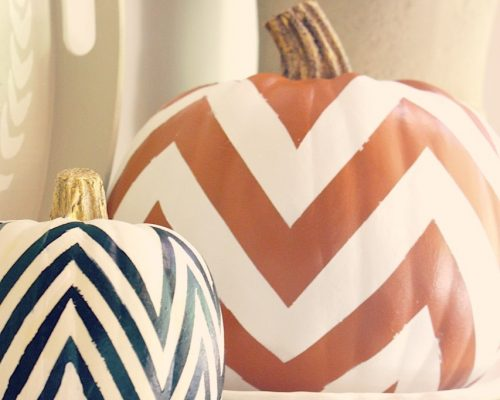 5 Fall Decor Projects Using Craft Pumpkins