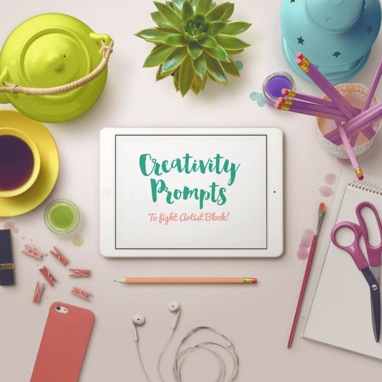 Creativity Prompts for the New Year!