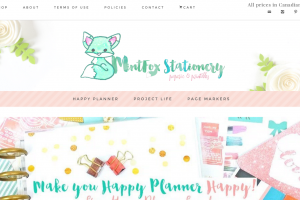 Stationery Store Now Open!