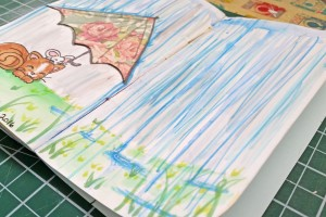 Art Journal and Website Stuff! WIPs This Week!