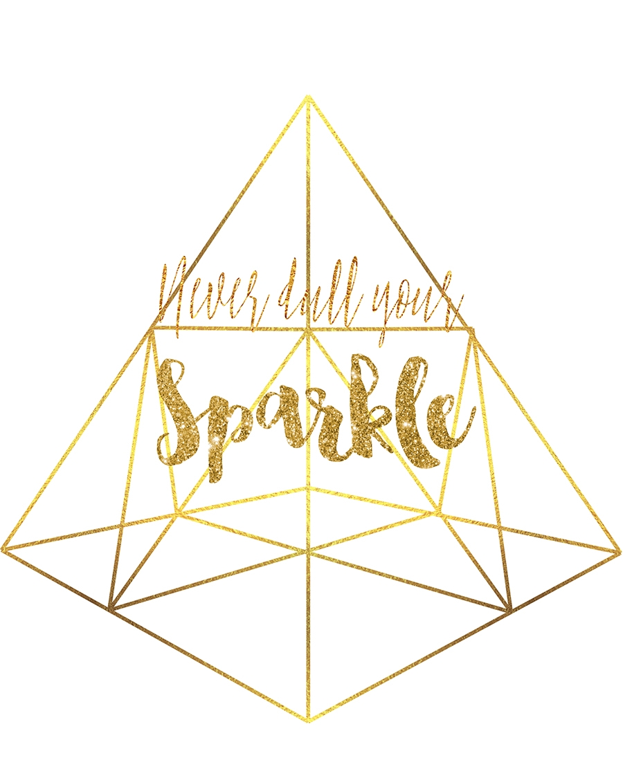 free diamond wall art