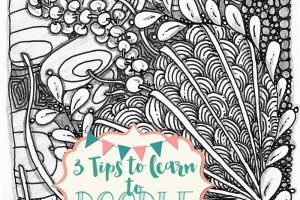 3 Easy Tips for Learning to Doodle