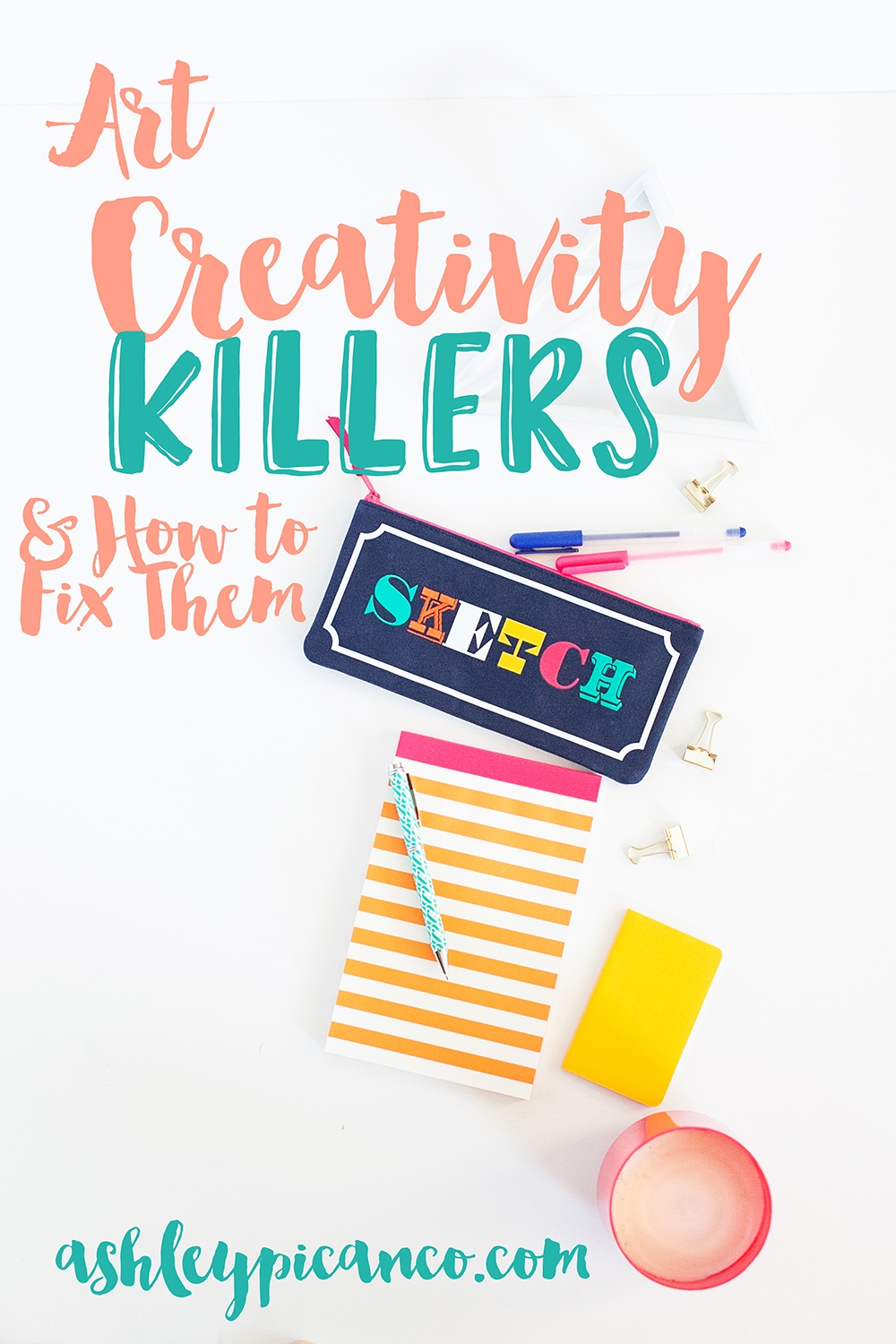 the top 3 art creativity killers for beginner artists and how to fix them fast!