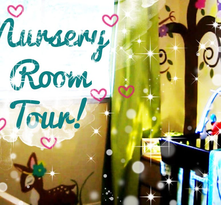 Nursery Room Tour!