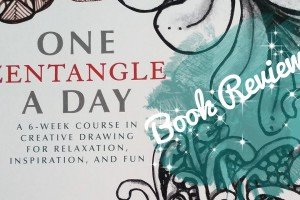 ABC: One Zentangle A Day Book Review!