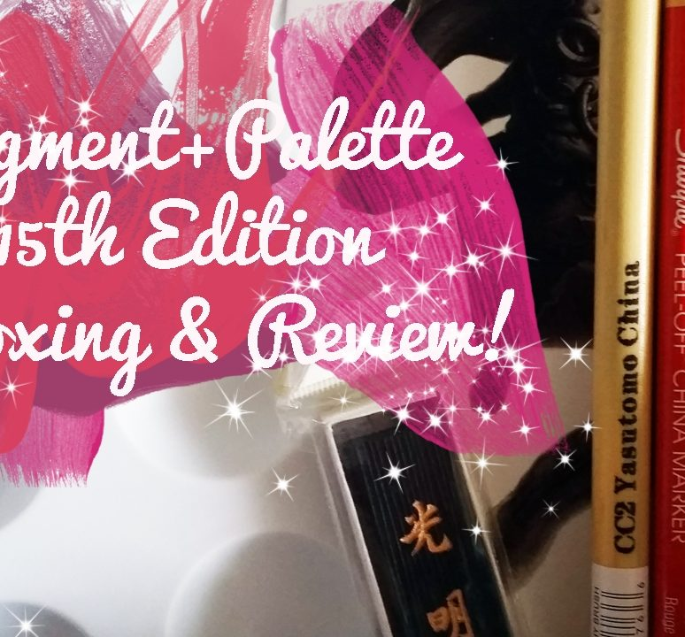 Pigment + Palette 15th Edition Unboxing & Review!