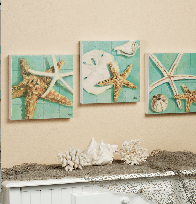 Starfish abstract painting images amp pictures becuo